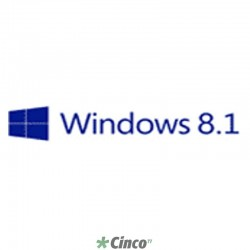 Licença de Uso Windows 8.1 Pro, FQC-08307