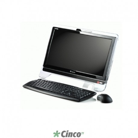 "All in One Itautec, AMD E2 1.7GHZ, 2GB DDR3 RAM, HD 500GB, 20"" LED, Windows 7, AL2010-5072-PPB"