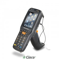 Coletor de Dados Datalogic Skorpio X3 Pistol grip, 802.11 a/b/g, Bluetooth v2, 256MB RAM/512MB Flash, 942400016