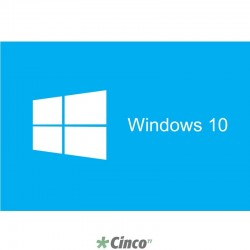 Licença OPEN Microsoft Windows 10 Professional FQC-09478