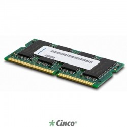 Memória 04GB PC3-12800 DDR3-1600 Low-Halogen SODIMM 55Y3711