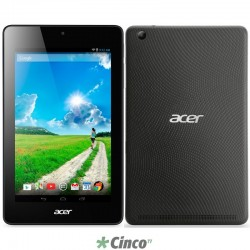 "Tablet Acer B1-730 - Acer 7"" Iconia B1-730 Intel Atom Z2560 8GB PRETO B1-730"