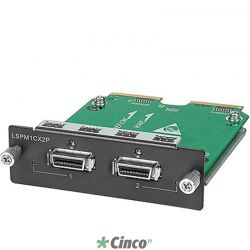 Módulo p/ Switch HP JD360B BR 2-Port 10-GbE A5500 Local Conn Mode JD360B