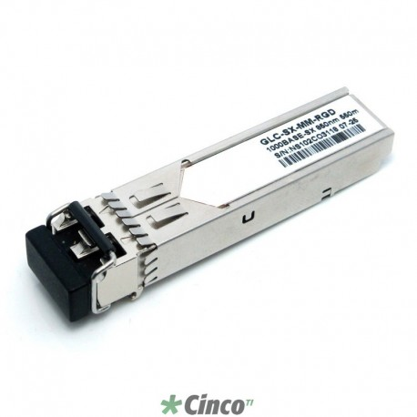 Transceiver 1000MBPS MULTI-MODE RUGGED SFP GLC-SX-MM-RGD