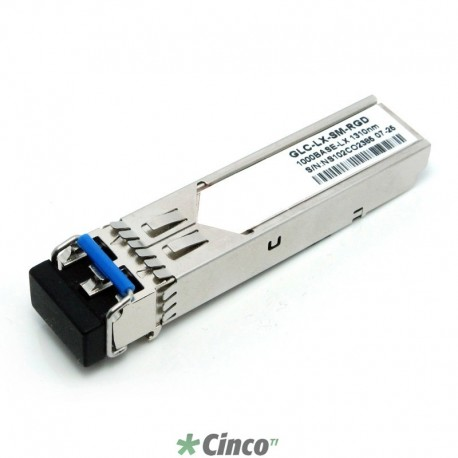 1000MBPS Single Mode Rugged SFP GLC-LX-SM-RGD