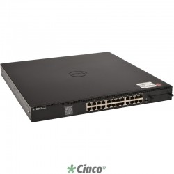 Dell Networking Switch N4032 com 24x 10GbaseT e 2x Fontes N4032