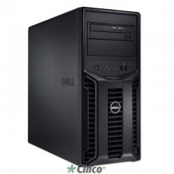 Dell Servidor Torre PowerEdge T20 Intel Pentium G3220 3.0GHz 2C (1x Proc.), 4GB RAM, 1x 500GB HD, DVD-RW, 210-ACBU-110