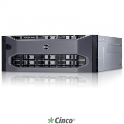 Dell Storage EqualLogic PS6100E - Capacidade 24TB - com 24x Discos 1TB 7.2K NL SAS 3.5pol. 225-2630-050