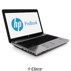 "Notebook Hp 4440S, 14"", Intel Core I5-3210M, HD 500GB, 4GB RAM, Windows 7, B5P84LT"