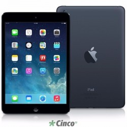 Ipad Mini Wifi 4G 16GB Cinza Espacial MF442BR/A