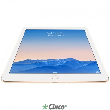 Tablet Apple Ipad Air 2 Mh1c2br/a Dourado 16gb 4g
