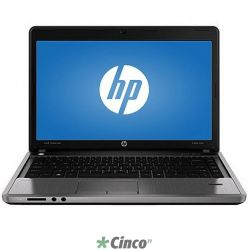 Notebook HP530, Core 2 Duo T5200, Disco 120GB, Memória 1GB, 15.4""