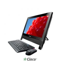 Microcomputador All-in-One ThinkCentre Lenovo, Edge 71z, Core i3, 2GB, 500GB 7567F7P