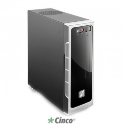 Desktop Newera E3 Slim Dual Core 2GB 500GB 2 Seriais - Elgin - 46NENO8060JC