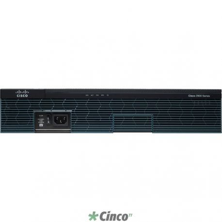 Roteador Cisco 2921 rack mountable