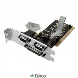 Placa PCI Serial Flexport F1122e