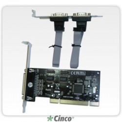 Placa Multiserial PCI Flexport F1134W