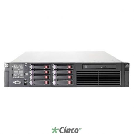 Servidor ProLiant DL380 G6 - Quad-Core Xeon E5530
