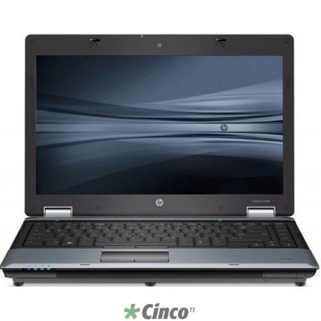 "Notebook 6450B Intel Core I5-450M, 250GB, 4GB, 14"", Win 7 Pro"