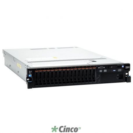 Servidor X3550 M3 XEON QC E5506 2.13GHZ/ 4GB / RACK 1U