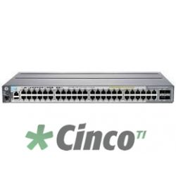 48-port basic L3 10/100/1000 PoE+ J9836A