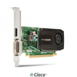 Placa de Vídeo NVIDIA Quadro K600 1GB Graphics C2J92AA
