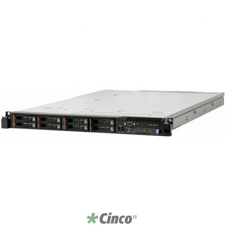Servidor IBM-X3550M3 XEON SC E5645 2.40GHZ 8GB Rack