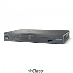 Roteador Cisco 2921/K9 C881-K9