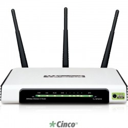 Roteador TP-LINK Wireless N300 MBPS TL-WR940N