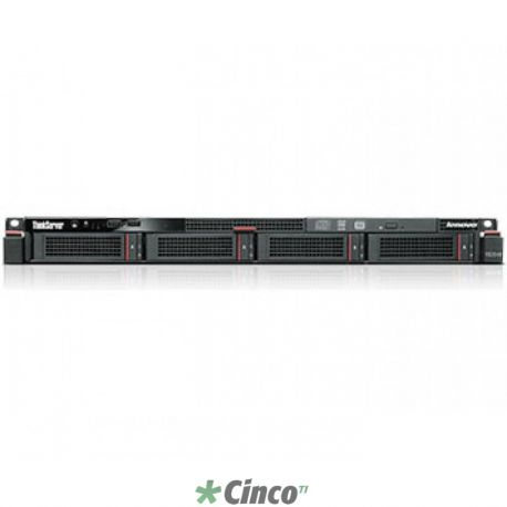 ThinkServer RD540 Intel Xeon Quad-Core E5-2603 v2 (1.80GHz), 8GB, 500GB SATA