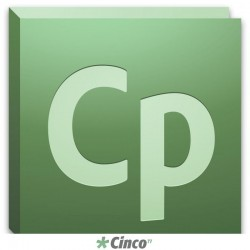 Licença Adobe Captivate 8 Multiple Platforms English AOO License 1 USER 0 Months 65232091AD01A00