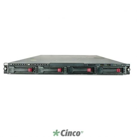 Servidor HP ProLiant DL160 G6 - Quad-Core Xeon E5504