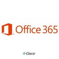 Licença anual Open Office 365 Plan E1 Q4Y-00003