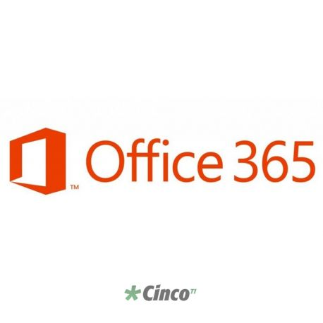 Licença anual Open Office 365 Plan E1