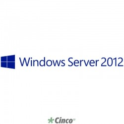 Licença Microsoft Windows Server 2012 R2 Foundation 4XI0E51560
