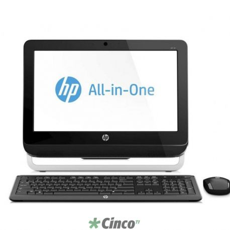 HP-DSK AIO 18-1000BR AMD E1-1200, 2GB, HD 500, Win 8, 18""