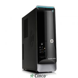HP-DSK Pav slim S5-1450BR, core I5-3330, 6 GB, HD 1 TB, Win 8 QZ246AA