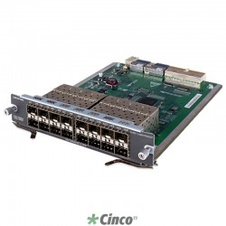 Switch Modular HP 5800 SFP de 16 portas JC095A