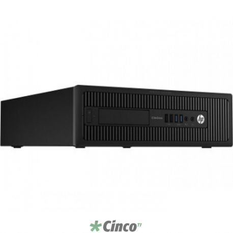 Desktop HP 600G1, Intel Core i3-4130, 4Gb, 500Gb, DVD-RW, Windows 7 Pro