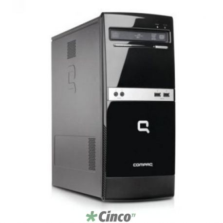 Desktop HP Compaq - Intel Core 2 Duo, 3GB DDR3, 500GB, Win 7 Pro