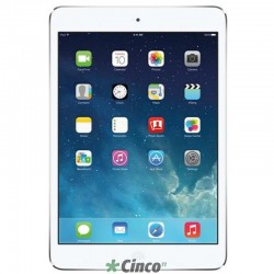 iPad Mini 3 Apple Wi-Fi 128Gb Prateado MGP42BZ-A