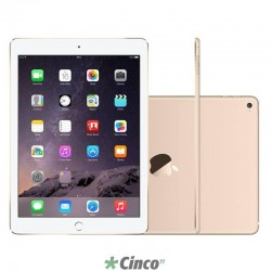 iPad Air 2 Apple Wi-Fi 64Gb Ouro MH182BZ-A