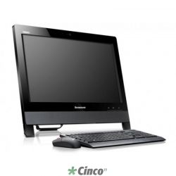 "Microcomputador Lenovo TC Edge71z , LCD 20"" Pen G630, 2GB, 500G , Win7 7567S3P"