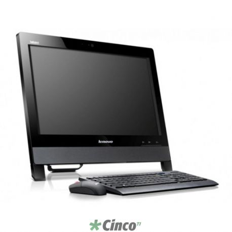"Microcomputador Lenovo TC Edge71z , LCD 20"" Pen G630, 2GB, 500G , Win7"