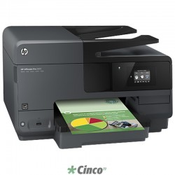 Multifuncional HP Officejet Pro 8610 A7F64A-696