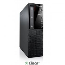 Microcomputador Lenovo Edge 72 Core i3, 4GB, 500GB 3493DDP