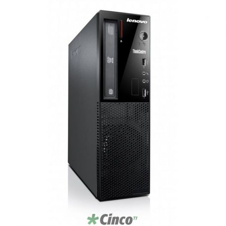 Microcomputador Lenovo Edge 72 3439DDP Core i3-2130 4GB 500GB DVDRW Win7