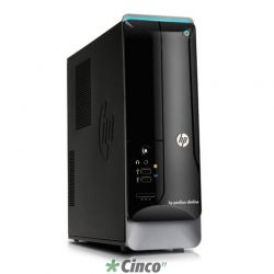 HP-DSK PAV SLIM S5-1445BR, Core I5-3330, 4 GB, HD 500, Win 8 QZ255AA