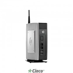 ThinClient HP T5570 ia Nano u3500, Flash 2Gb, RAM 1Gb, Windows Embedded Standard 2009, 3 Anos Garantia XR242AA-AC4