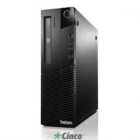 Desktop Lenovo, Core i5-4570, 4GB, 500GB, Win 8 SFF